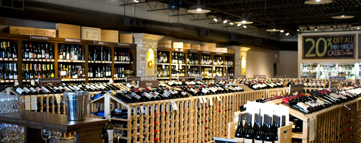 The Wine Shop, Minnetonka, Minnesota