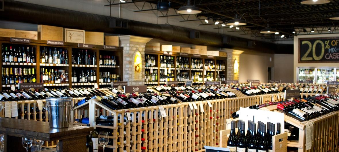 The Wine Shop, Minnetonka, Minnesota